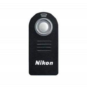 Nikon ML-L3 mando disparador remoto inalámbrico IR infrarrojo para Nikon D5300