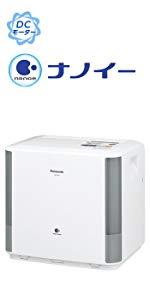 パナソニック ヒートレスファン(気化)式加湿機 ホワイト FE-KXF15-W