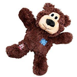 32 cm juguete para masticar perro con papel arrugado para perros peque/ños y medianos jugando Juguete para perro Shokuto 2 unidades de pulpo chirriante de peluche juguete de peluche sin relleno