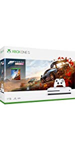 Xbox One S 1 TB Forza Horizon 4 同梱版