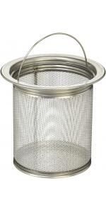 SANEI 『排水口のゴミ受け』 シンク用 流し排水栓カゴ H650AF