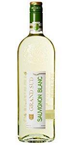 Grand Sud Vino Tinto - Pack de 6 Botellas de 1 l - Total: 6 l