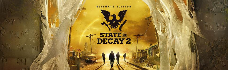 State of Decay 2 - Xbox One: Amazon co uk: PC & Video Games