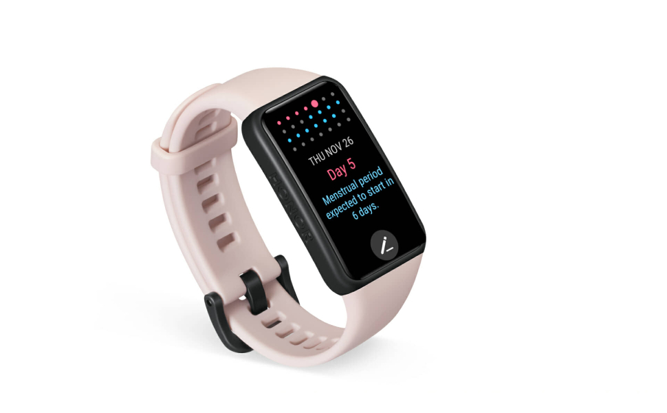HONOR Band 6 Fitness Tracker, 1.47 Inches AMOLED Screen
