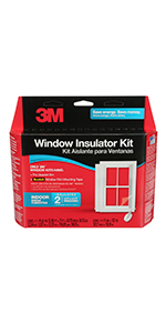 Indoor Kit Covers 2 Windows