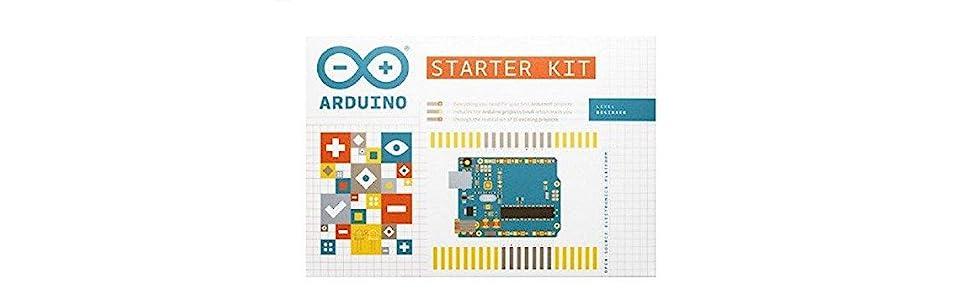Arduino starter kit para principiantes K030007 [manual en español]: Amazon.es: Informática