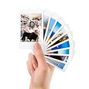 instax mini film white