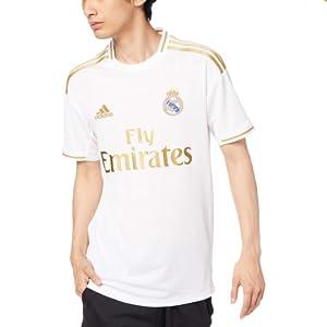 Adidas Real Madrid 2019/2020 Camiseta, Hombre, Blanco (1ª ...