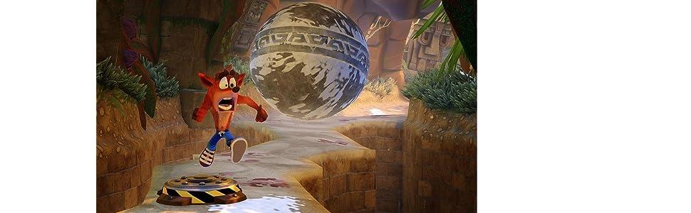 Crash Bandicoot N.Sane Trilogy - PlayStation 4: Amazon.es: Videojuegos