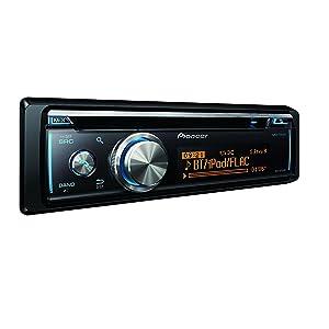 Pioneer DEH-8700BT DEH-8700BT-Autorradio, Multicolor