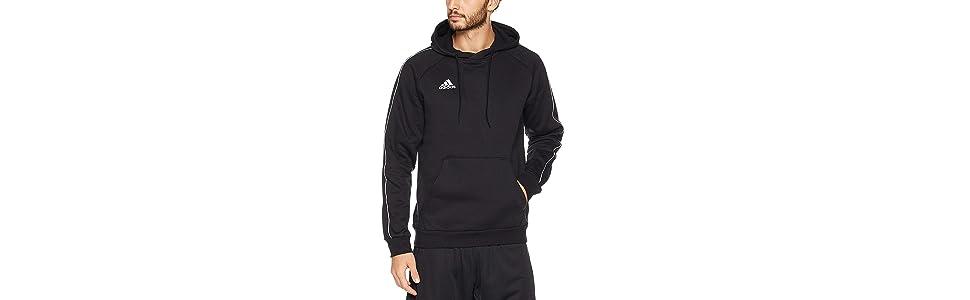 adidas Core18 Hoody Sweatshirt a84c51506e4