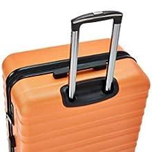 AmazonBasics Hardside Spinner With TSA Lock