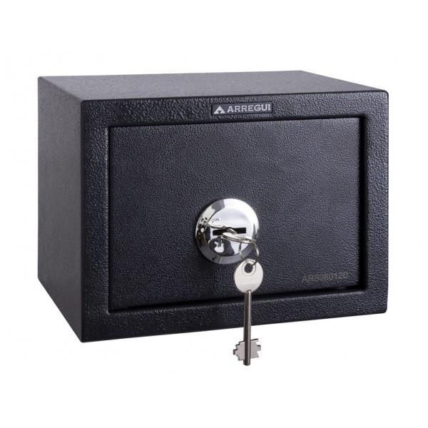 Arregui T17K Caja Fuerte de sobreponer sólo Llave.230x170x170mm ...