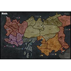 Amazon usaopoly risk game of thrones strategy board game the view larger gumiabroncs Choice Image