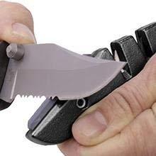 LANSKY Blade Medic Aiguiseur de couteaux Tungstène Céramique Diamant de Bushcraft axe