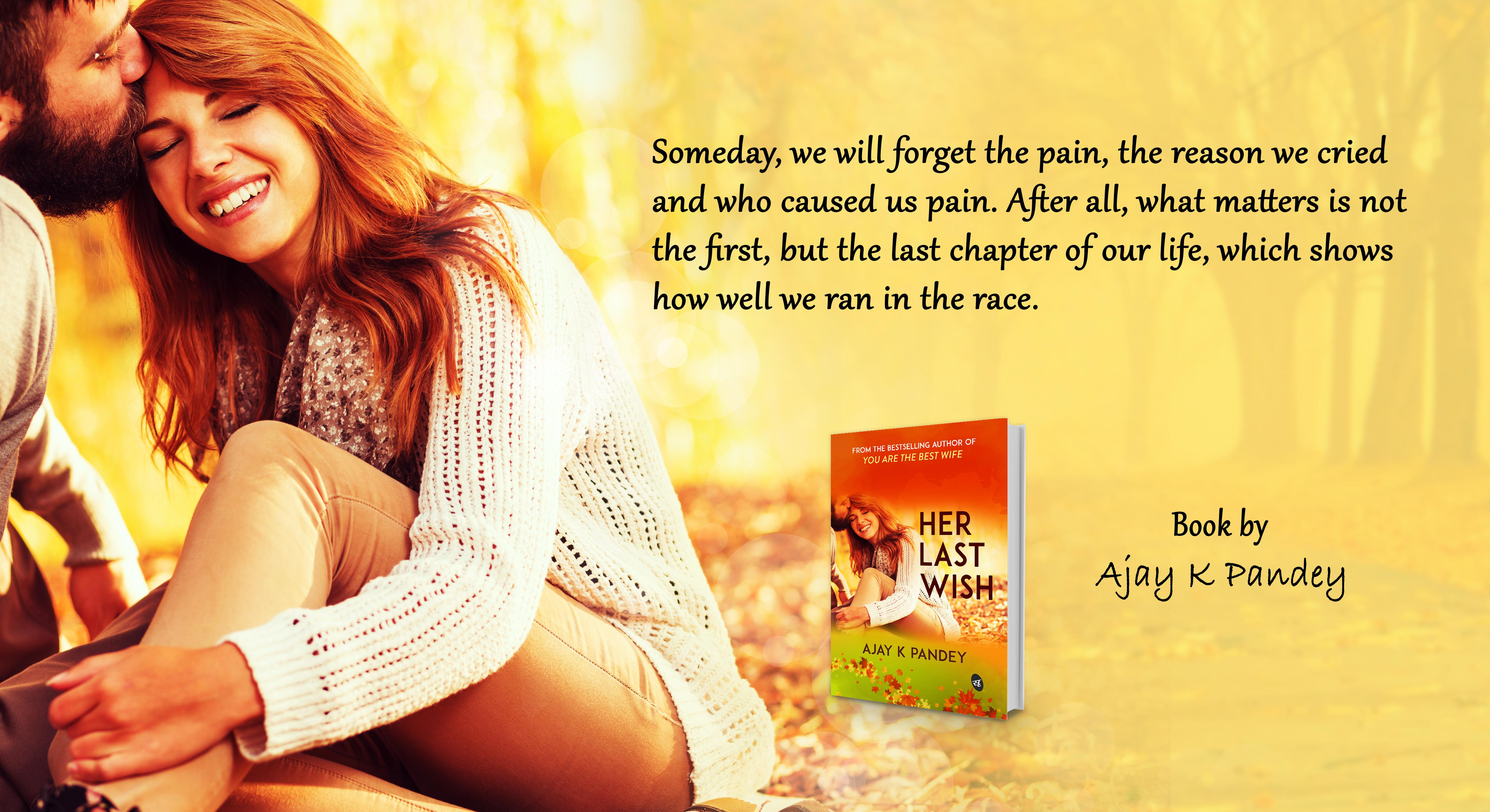 Buy her last wish book online at low prices in india her last view larger fandeluxe PDF