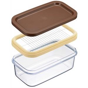 ホームベーカリー倶楽部 保存ができるバターカッター