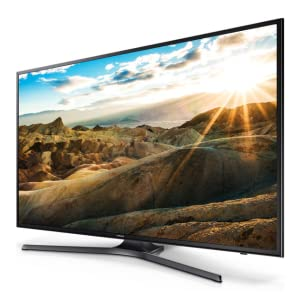 Smart Tv Samsung Ue43ku6000 43 4k Ultra Hd Led Wifi Amazoncouk