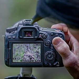 Canon EOS 90D 18-135/3.5-5.6 EF-S IS USM: Amazon.es: Electrónica