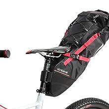 ZEFAL Sac de bicyclette Z ADVENTURE T1