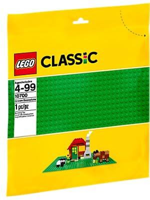 レゴ (LEGO) クラシック 基礎板(グリーン) 10700パッケージ