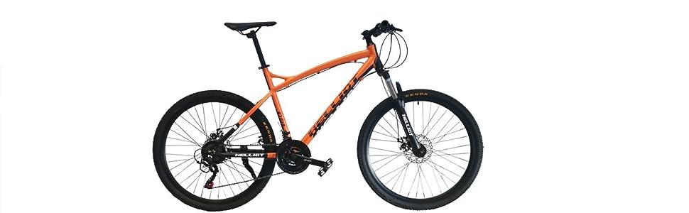 Helliot Bikes by Bangkok Bicicleta de Montaña, Adultos Unisex ...