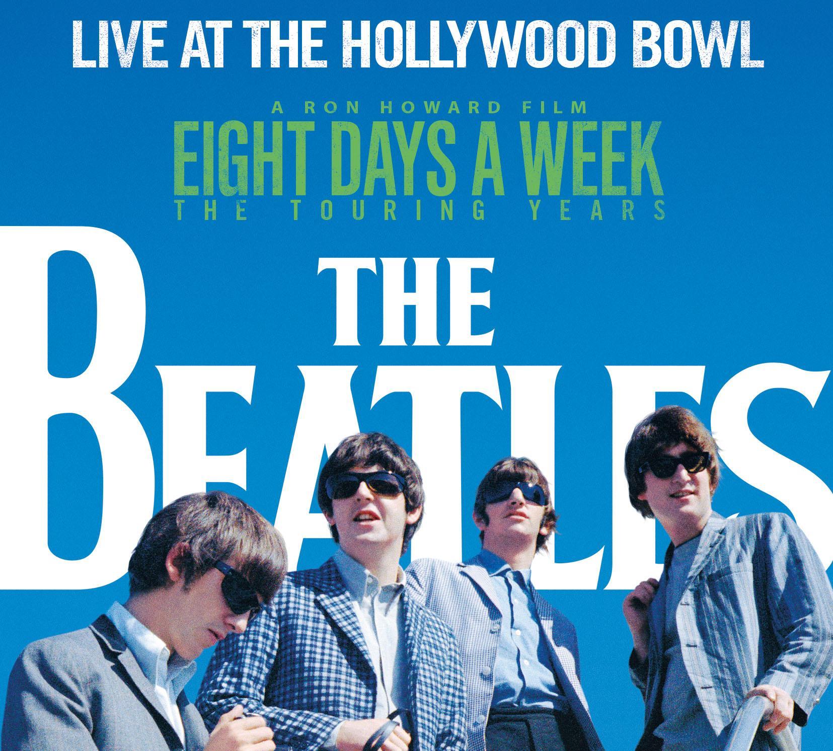 "The Beatles Polska: Film ""The Beatles: Eight Days a Week - The Touring Years (2016)"" z nominacjami do nagród Emmy 2017"