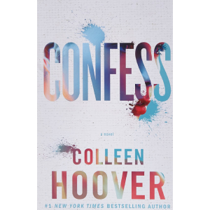 Confess Paperback – Illustrated, 1 March 2015