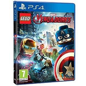 LEGO Vengadores - [Edición: España]: Amazon.es: Videojuegos