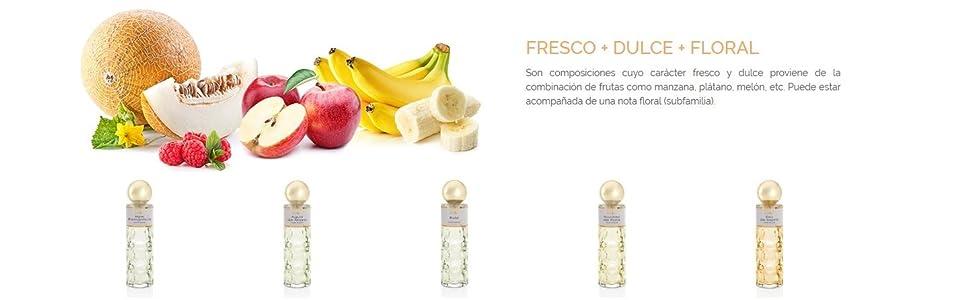 Saphir Parfums Perfect Woman Eau de Parfum con Vaporizador para ...