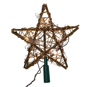 Star Lichen Branches Star Autumn Decoration Natural Star Free Shipping Star Country Home Decor