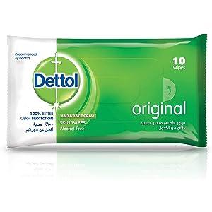 Dettol Original Antibacterial Skin Wipes