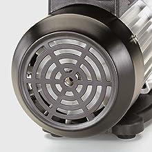 イチネンTASCO TA150RC オイル逆流防止弁付 高性能真空ポンプ