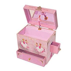 Amazoncom Enchantmints Ballet Class Musical Jewelry Box Toys Games