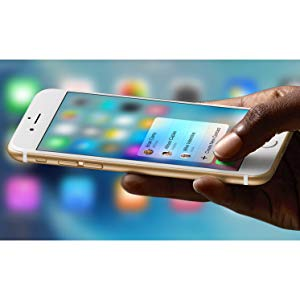 Apple iPhone 6S with FaceTime - 16GB, 4G LTE, Gold