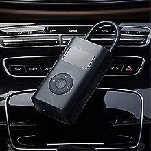 Xiaomi Portable Smart Digital Tire Pressure Detection Electric Inflator Pump, MJCQB02QJ