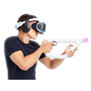 Designed with PlayStation VR
