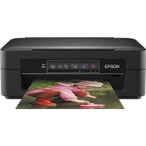 Epson Expression Home XP-245 - Impresora multifunción de Tinta compacta (USB, WiFi), Color Negro, Ya Disponible en Amazon Dash Replenishment