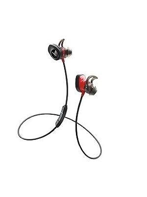 Bose SoundSport Pulse Cuffie Wireless - Rosso  Amazon.it  Elettronica 498b4963694c