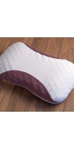 昭和西川 ムアツ まくら ムアツ枕 MP8100 ベージュ 約60×37cm 3D構造 2220208100236