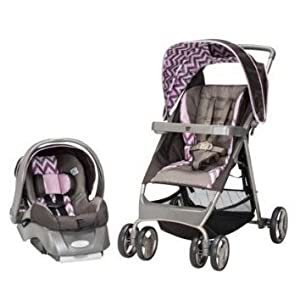 Evenflo Flexlite Travel System, Multi Color, 48421392