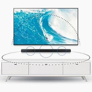 Samsung HW-N650 Inalámbrico y alámbrico 5.1canales 360W Negro Altavoz soundbar HW-N650, 5.1 Canales, 360 W, DTS Digital Surround,Dolby Digital 5.1, 200 W, Altavoz de subgraves (subwoofer): Amazon.es: Electrónica