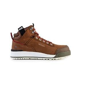 Zapatos de seguridad para hombre Scruffs Switchback Sb-P