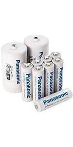 エネループ 単3形充電池 8本パック スタンダードモデル