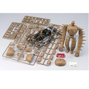 ラピュタ ロボット兵 戦闘Ver. 1/20プラモデル