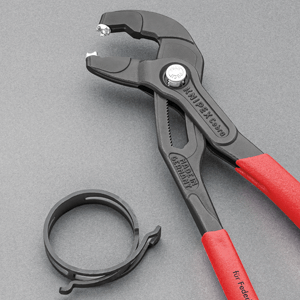Knipex 85 51 250 AF clips fixation-Pince avec freins