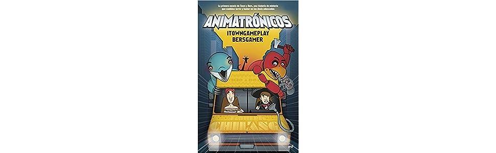 Animatrónicos (Fuera de Colección): Amazon.es