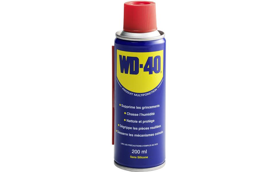 WD-40 Multi-Use Product Original Spray Can 200ml