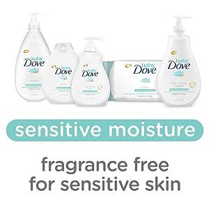 About Baby Dove Sensitive Moisture