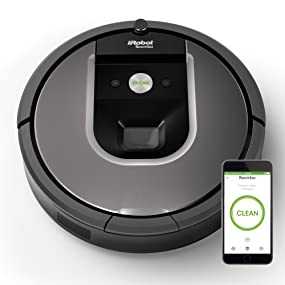 iRobot Roomba 960, Review of iRobot Roomba 960 Robot Vacuum with Wi-Fi Connectivity